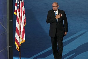 WATCH: Khizr Khan Says Trump Should Have 'Patience And Tolerance For Criticism'