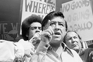 Photo for César Chávez Day Observed Tuesday