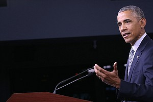 'Their Military Defeat Will Not Be Enough': Obama Discusses Efforts To Counte...