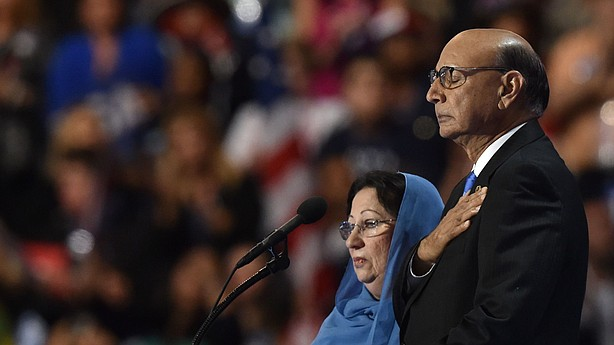 Khizr Khan: America is already great