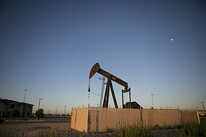 Texas Town's Fortunes Rise And Fall With Pump Jacks And O...