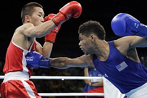 Boxer Shakur Stevenson, 19, Heads To Medal Round And A Fight With A Russian