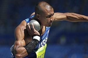 Ashton Eaton Begins Quest To Repeat As 'World's Greatest ...