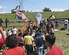 San Diego Native Tribes Rally Against North Dakota Oil Pipeline