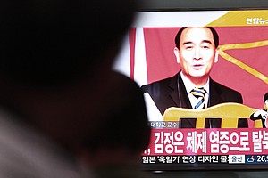 What Does It Mean When A North Korean Diplomat Defects?