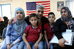 The 10,000th Syrian Refugee Is Set To Arrive In The U.S. ...