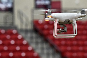 FAA Expects 600,000 Commercial Drones In The Air Within A...