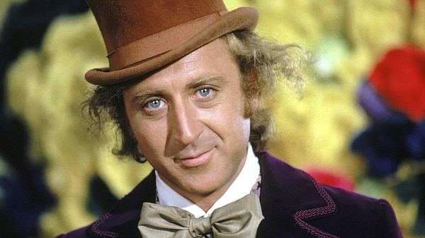 Actor Gene Wilder as Willy Wonka in Willy Wonka & The Cho...