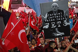 In Turkey, The Man To Blame For Most Everything Is A U.S....