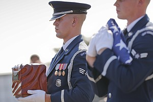 Female WWII Pilot Is Finally Laid To Rest At Arlington Na...