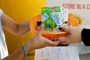 Number Of Hungry U.S. Kids Drops To Lowest Level Since Be...