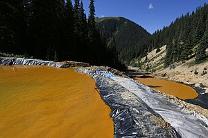 More Than A Year After Spill, Colorado's Gold King Mine N...