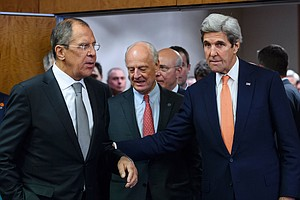 Syria Cease-Fire Plan Reached, U.S. And Russia Announce