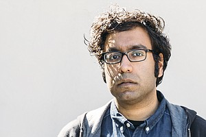 Hari Kondabolu Says His Mom Is Hilarious - And Not Because Of Her Accent