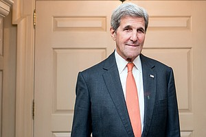 Secretary Of State John Kerry On Syria Cease-Fire: 'What'...