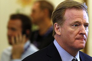 NFL Pledges Another $100 Million For Study Of Head Injuries, Safety In Football