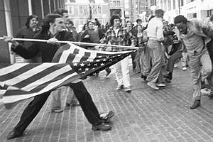 Life After Iconic Photo: Today's Parallels Of American Flag's Role In Racial ...