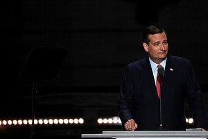 After Bitter Primary Fight, Ted Cruz Backs Donald Trump
