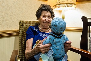 Doll Therapy May Help Calm People With Dementia, But It H...