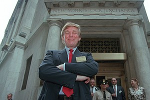 Trump's Financial Moves In The '90s: 'Genius' Or 'Colossa...