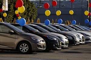 September Figures Show Plateau In U.S. Car Sales