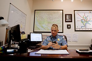 For D.C.'s LGBT Community, A Police Liaison Who Can Relate