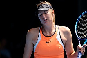 Maria Sharapova's 2-Year Doping Ban Cut To 15 Months