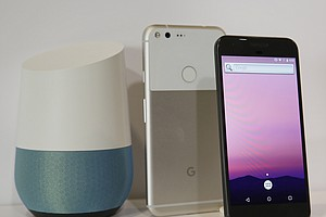Google Goes All-In On Hardware With 'Pixel' Phone, Home A...