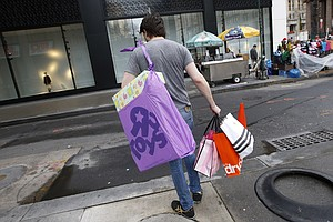 Higher Wages And Easy Credit Likely To Spur Holiday Sales, Retailers Say