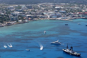 Corporate Profits Take Permanent Vacation In Caymans And Bermuda