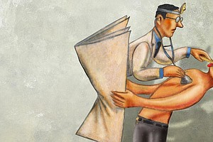 Under Health Law, Many Preventive Services For Men Are Covered, Too
