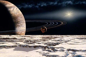 Out Of This World: How Artists Imagine Planets Yet Unseen