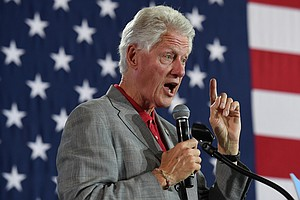 Is Bill Clinton Helping Or Hurting His Wife's Campaign?