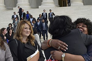 Supreme Court Hears 'Indefensible' Death Penalty Case Where Race Linked To Vi...