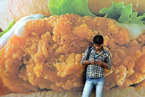 Across The Globe, Our Diets Are Making Us Sicker, Report ...