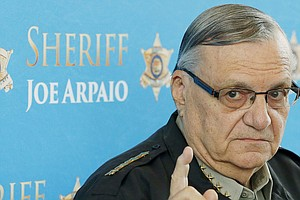 Feds Will Press Criminal Contempt Charges Against Ariz. S...