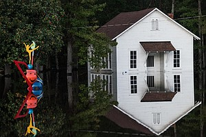 After Hurricane Matthew, Floodwaters Rise To Record Level...