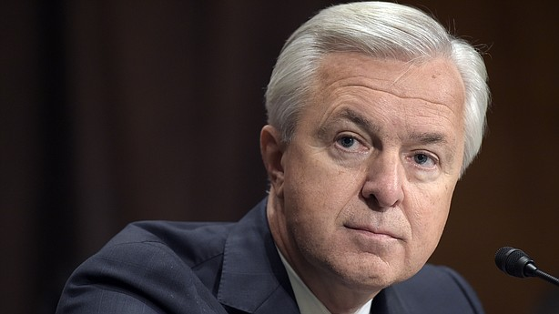 John Stumpf exits Wells Fargo after account scandal