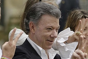 Colombian President Extends Cease-Fire With FARC In Bid T...