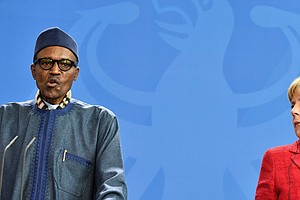 Political Disagreement Shakes Nigeria's First Family