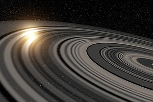 Spin To Survive: How 'Saturn On Steroids' Keeps From Self...