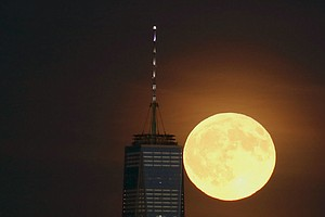 Look Up — The Moon Is Going To Be Amazing This Weekend