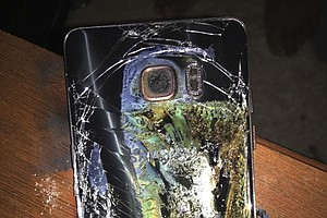 In Samsung's Messy Phone Recall, Lack Of Transparency Tak...