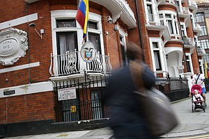 Ecuador Acknowledges It Restricted WikiLeaks Founder's In...