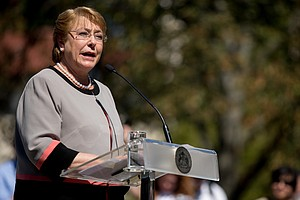Chile's President Wants To Ease Abortion Ban, But Opponents Push Back