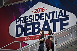Third Debate Guests Include Trump Tormentor, Benghazi Mom...
