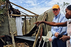 Dr. Paul Farmer Is 'Surprised And Upset And Humbled' After Visit To Haiti