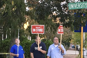 Breakthrough In Strike By Pennsylvania Professors