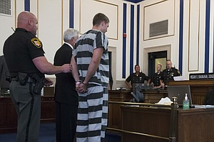 Campus Cop On Trial For Shooting Death During Routine Tra...