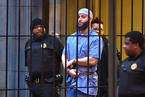 Adnan Syed, Subject Of 'Serial,' Asks To Be Released On Bail
